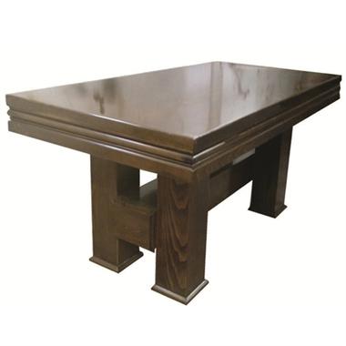 שולחן פינת אוכל עץ מלא דגם שומר החומות