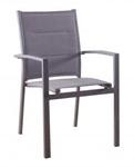 תמונה של כסא אלומיניום לגינה איכותי ומרהיב ביופיו דגם ספוג