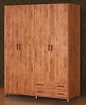 תמונה של ארונות בגדים: ארון 4 דלתות מרהיב ביופיו דגם כרמית