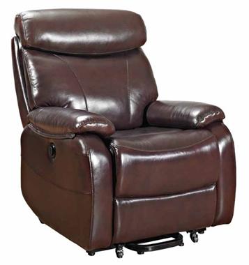 תמונה של כורסאות: כורסאת טלויזיה מעור אורטופדית דגם מרקורי