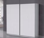 תמונה של ארונות הזזה: ארון הזזה 2 דלתות מרהיב ביופיו דגם רחף 3