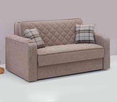 מערכות ישיבה: ספה נפתחת למיטה מרהיבה ביופייה דגם דנבר