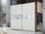 תמונה של ארונות הזזה: ארון הזזה 2 דלתות מרהיב ביופיו דגם רקפת תאנה