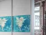 תמונה של ארונות הזזה: ארון הזזה 2 דלתות מרהיב ביופיו דגם טוקיו פייה