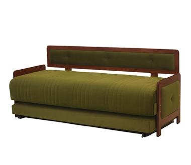 ספת נוער + מיטה נגררת על קל דגם שיקגו