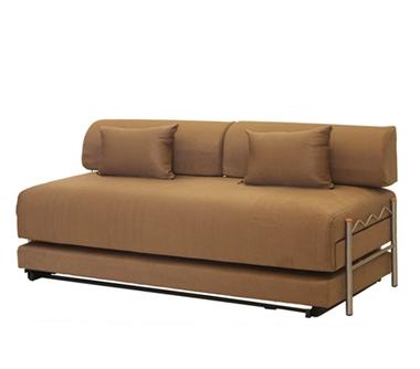 מיטות: ספת נוער + מיטה נגררת על קל דגם לוס אנג'לס