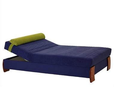 מיטות: מיטה וחצי מתכוננת ידנית דגם סנטיאגו