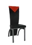 תמונה של כסאות: כסא כסוף דגם אולינדה