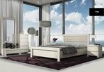 תמונה של חדרי שינה: חדר שינה זוגי מרהיב ביופיו דגם אוניקס