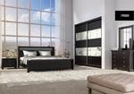 תמונה של חדרי שינה: חדר שינה זוגי מרהיב ביופיו דגם דקלה