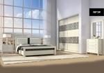 תמונה של חדרי שינה: חדר שינה זוגי מרהיב ביופיו דגם חושן