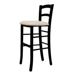 תמונה עבור הקטגוריה כסאות בר עץ