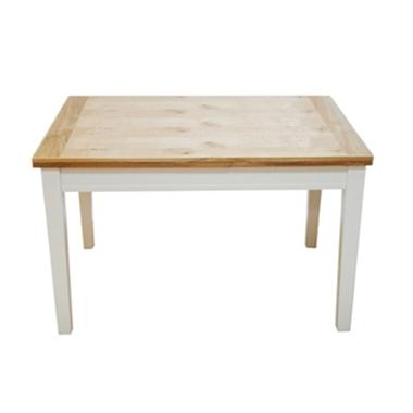 שולחנות: שולחן נפתח לפינת אוכלת דגם שומרון אלון