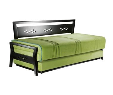 מיטות: ספת נוער + מיטה נגררת על קל דגם פיליפ