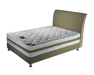 תמונה של מיטות: מיטת יחיד מרהיבה ביופייה דגם אברהם