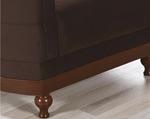 תמונה של מערכות ישיבה: סלון 2 + 3 נפתח למיטה דגם ריטה