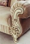 תמונה של מערכות ישיבה: סלון 2 + 3 נפתח למיטה דגם רומא