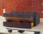 תמונה של מערכות ישיבה: ספה נפתחת למיטה דגם סטלה