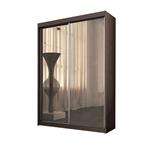 תמונה של  ארונות הזזה: ארון הזזה 2 דלתות מרהיב ביופיו דגם  לוצ'י
