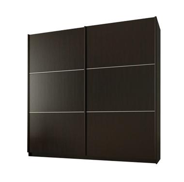 ארונות הזזה: ארון הזזה 2 דלתות מרהיב ביופיו דגם מדריד