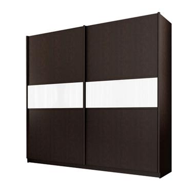ארונות הזזה: ארון הזזה 2 דלתות מרהיב ביופיו דגם מרבלה לבן