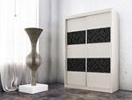 תמונה של ארונות הזזה: ארון הזזה 2 דלתות מרהיב ביופיו דגם פלמה ורונה