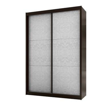 ארונות הזזה: ארון הזזה 2 דלתות מרהיב ביופיו דגם רומי