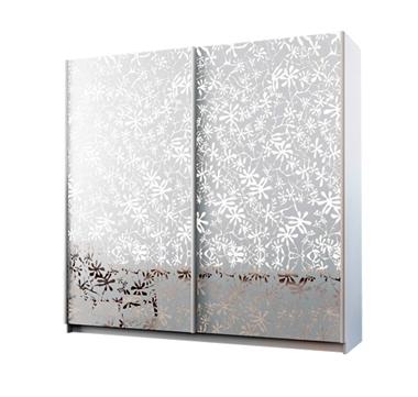 תמונה של  ארונות הזזה: ארון הזזה 2 דלתות מרהיב ביופיו דגם תאנה