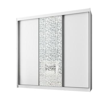 ארונות הזזה: ארון הזזה 3 דלתות מרהיב ביופיו דגם  אוניקס סחלב