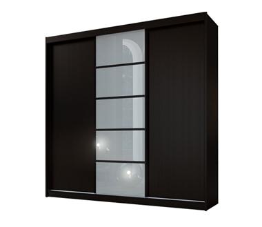 ארונות הזזה: ארון הזזה 3 דלתות מרהיב ביופיו דגם  סן רמו