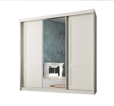 ארונות הזזה: ארון הזזה 3 דלתות מרהיב ביופיו דגם  אופיר
