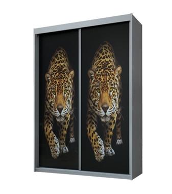 ארונות  הזזה: ארון הזזה 2 דלתות מרהיב ביופיו דגם ברדלס