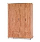 תמונה של ארונות בגדים: ארון 4 דלתות במחיר משתלם דגם יפן