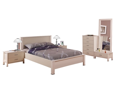 חדרי שינה: חדר שינה זוגי דגם יהלי