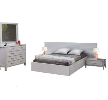 תמונה של חדרי שינה: חדר שינה זוגי דגם פיוצ'ר