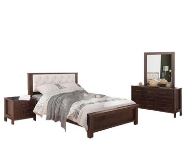 תמונה של חדרי שינה: חדר שינה זוגי דגם שיראל