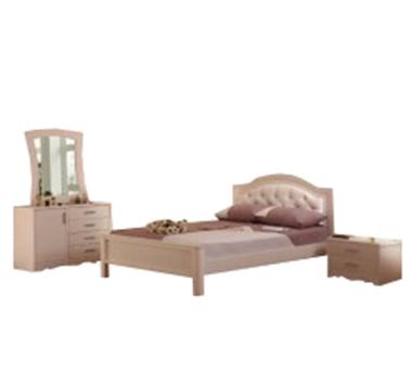תמונה של חדרי שינה: חדר שינה זוגי דגם לוטם