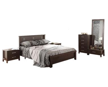חדרי שינה: חדר שינה זוגי דגם ונוס