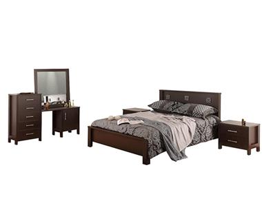 חדרי שינה: חדר שינה זוגי דגם יוגב