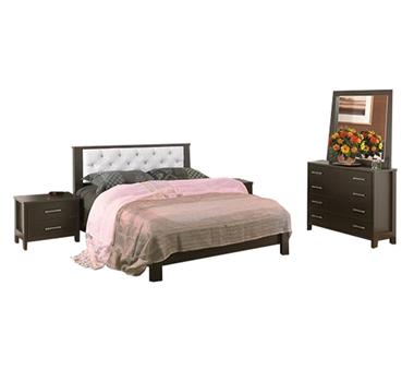 תמונה של חדרי שינה: חדר שינה זוגי דגם צליל