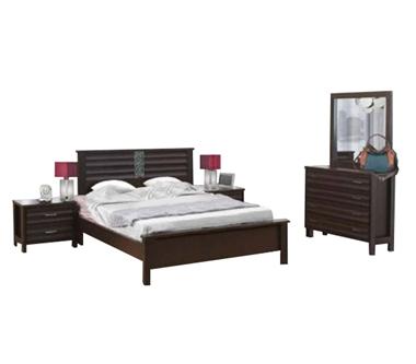 תמונה של חדרי שינה: חדר שינה זוגי דגם שיבולת