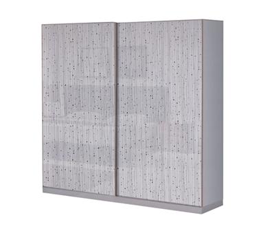 תמונה של ארונות הזזה: ארון הזזה 2 דלתות מרהיב ביופיו דגם רחף 1