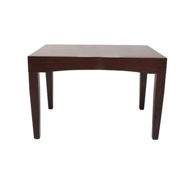 """תמונה של שולחנות: שולחן נפתח לפינת אוכלת דגם פקינו 120 ס""""מ"""