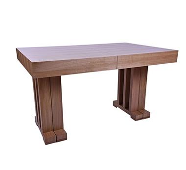 שולחנות: שולחן נפתח לפינת אוכלת דגם דורון