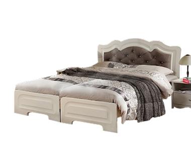 מיטות: בסיס מיטה זוגי בהפרדה יהודית דגם שקד