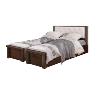 מיטות: בסיס מיטה זוגי בהפרדה יהודית דגם שיראל