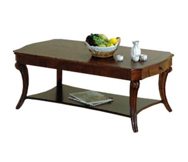 מזנונים ושולחנות טלוויזיה: שולחן סלון בעיצוב עתיק דגם כנף