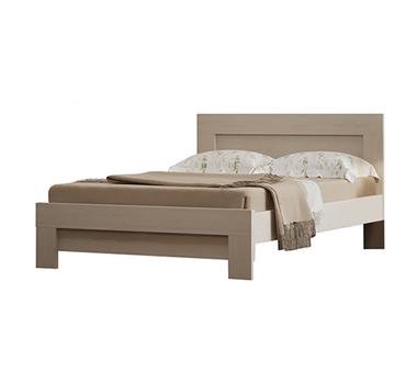 מיטות: מיטה זוגית דגם חול
