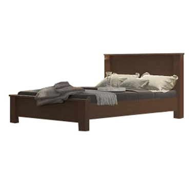 מיטות: מיטה זוגית דגם פיסטוק