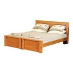 תמונה של מיטות: בסיס מיטה זוגי בהפרדה יהודית דגם דורית